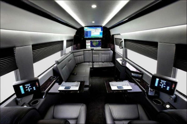 luxury new mercedes benz sprinter van. Black Bedroom Furniture Sets. Home Design Ideas