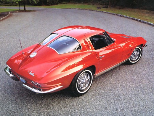 1963-Chevrolet-Corvette-Split-Window-Coupe-Red-Rt-Rr-Qtr