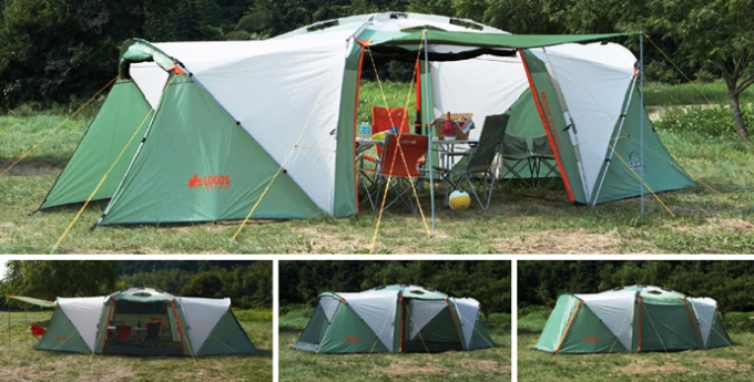 Awesome 16 Person Tent With Dining Area Car Port Will Change The