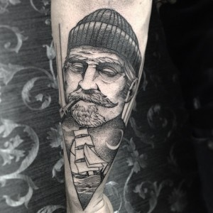 Fisherman-Tattoo-by-Fredao-Oliveira