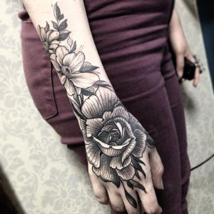 Flower-Tattoo-by-Fredao-Oliveira