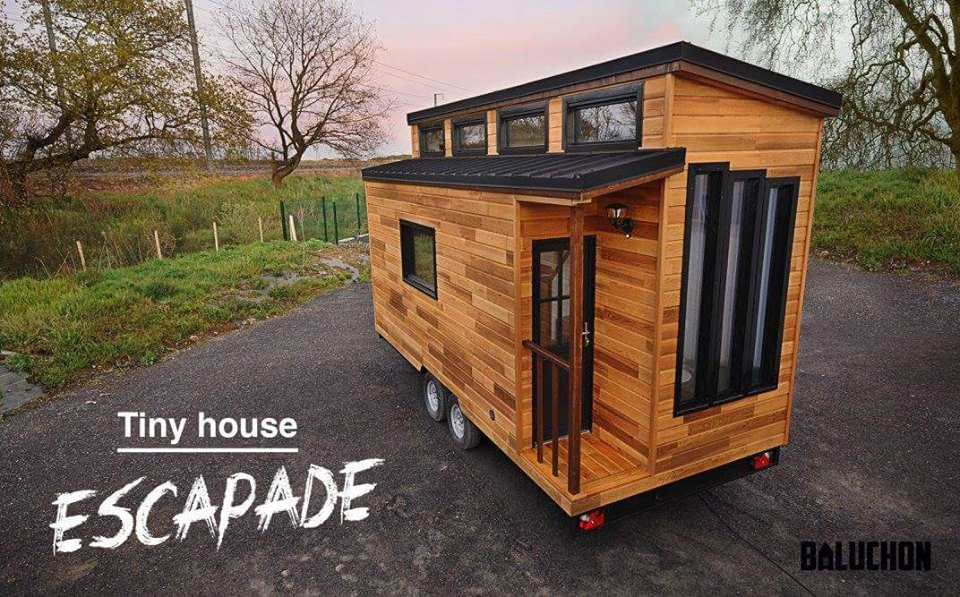 The amazing tiny house for Amazing small homes