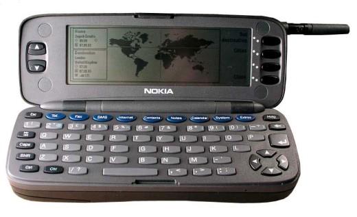 Image result for Nokia 9000 Communicator (1996)